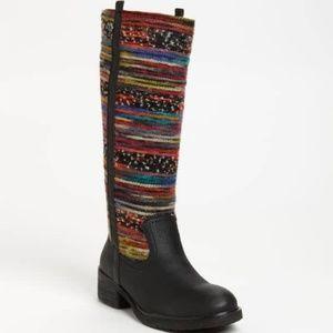 Sold! Sbicca Vintage Boots SZ 6.5 El Dorado